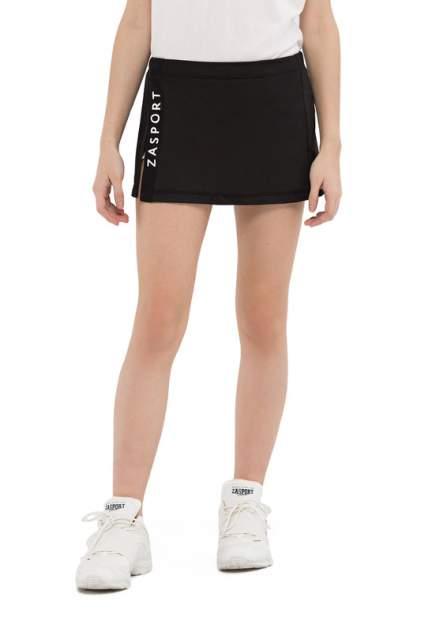 Женская юбка ZASPORT ZFA218-093/003, черный
