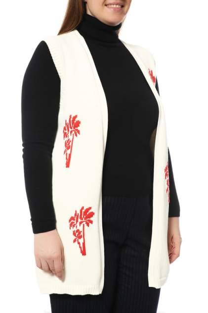 Кардиган женский Max Mara 63510177003 белый XL