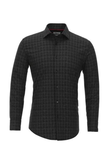 Рубашка мужская BAWER 2RY80012-01 серая L