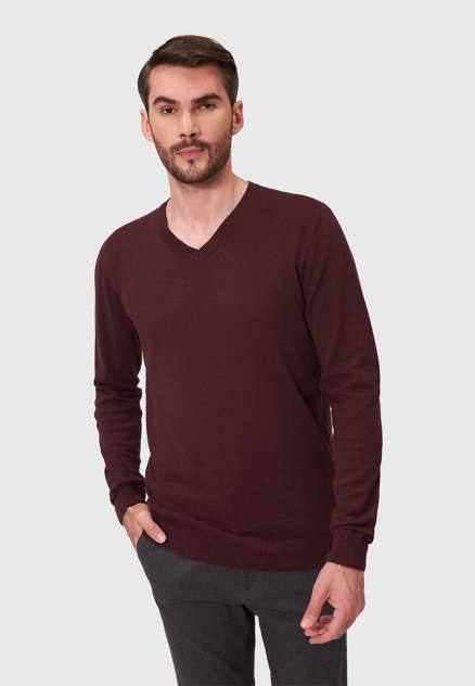 Пуловер мужской  Modis M212M00217D922, бордовый