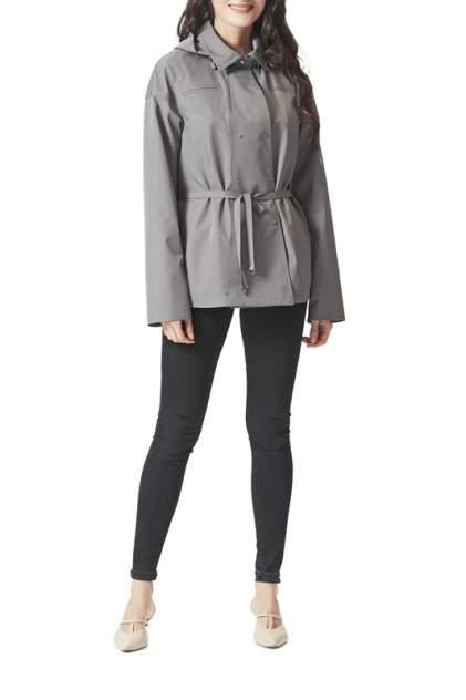 Плащ женский D`imma fashion studio 2060 серый 46