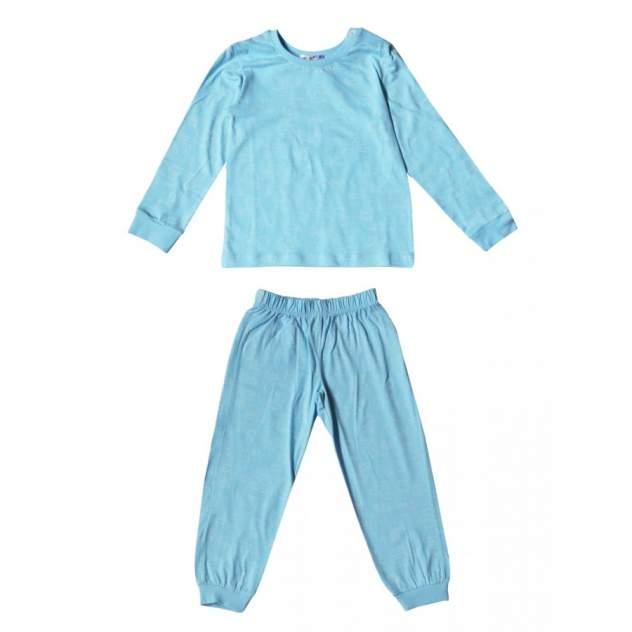 Пижама для мальчиков Samo цв. голубой р-р. 98