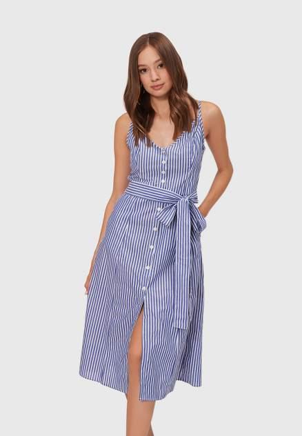 Женское платье Modis M201W01292, голубой