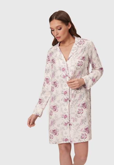 Домашнее платье Modis M211U00476, белый