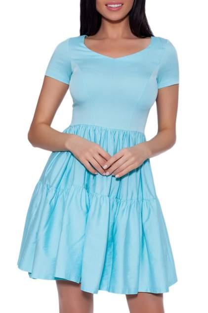 Женское платье EMANSIPE 44055, голубой