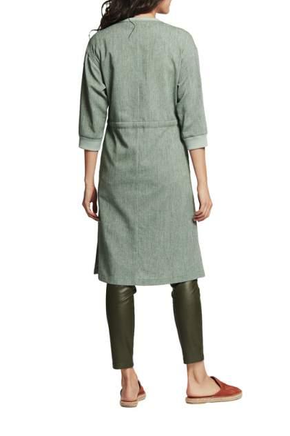 Рубашка женская D`imma fashion studio 2073 зеленая 58