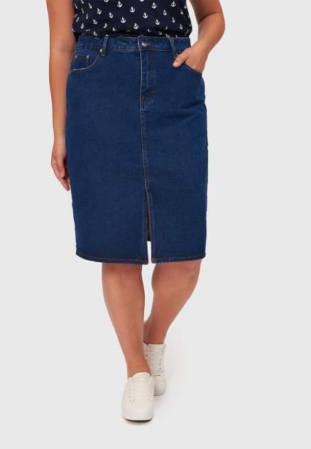 Женская юбка Modis M211D00120, синий