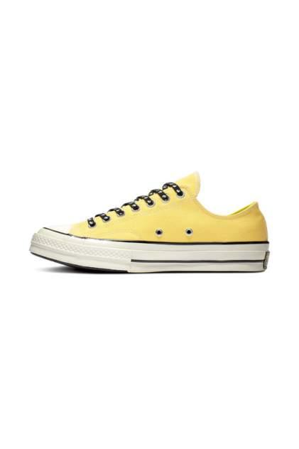 Кеды женские Converse 164214 желтые 35 RU