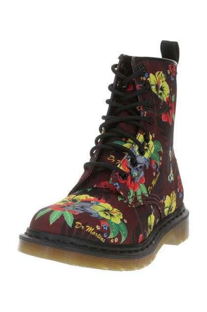Ботинки женские Dr.Martens 43053 коричневые 36 RU