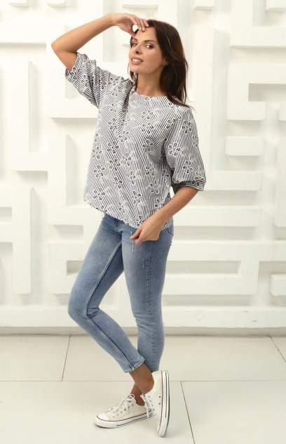 Женская блуза MILANIKA 766, серый