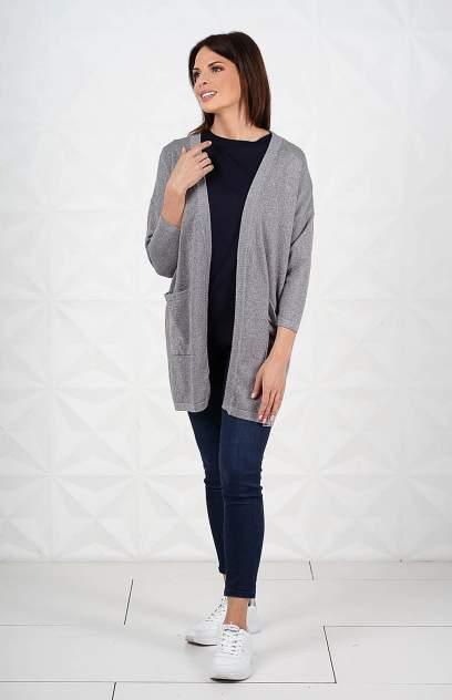 Кардиган женский MILANIKA 50804, серый