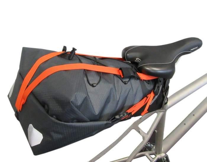Поддерживающий Ремень Ortlieb 2021 Seat-Pack Support Strap Orange (Б/Р)