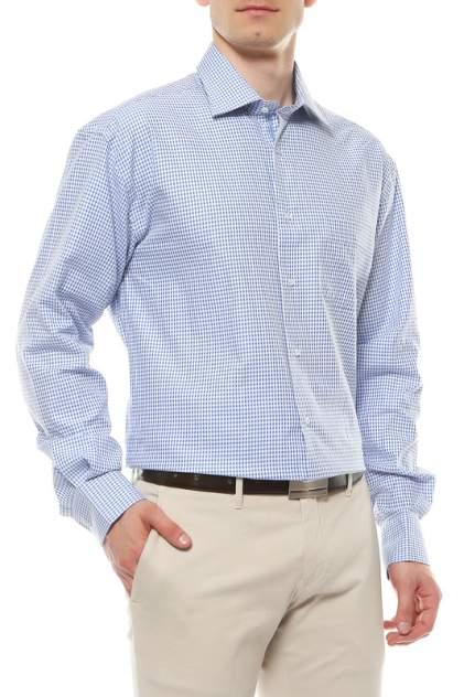 Рубашка мужская IR.LUSH 259-47 голубая L-41-42