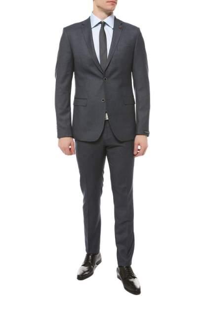 Классический костюм мужской BARKLAND РЭЙНЕР серый 48-170