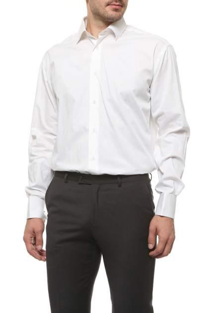 Рубашка мужская IR.LUSH 302Z-01 белая M-39-40
