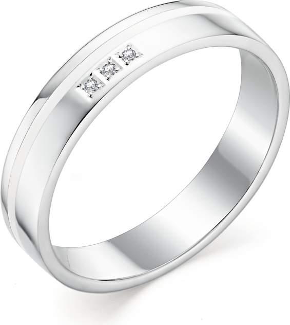 Кольцо женское Алькор 12664-200 р.16.5