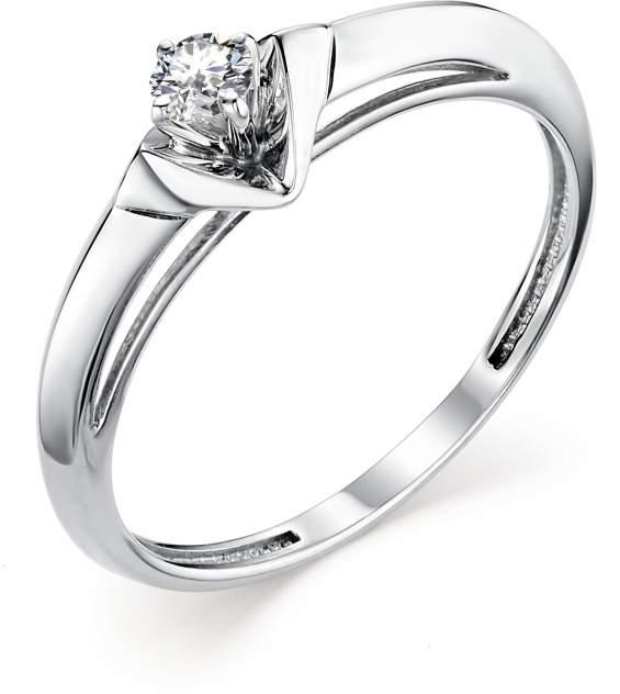 Кольцо женское АЛЬКОР 12845-200 р.18