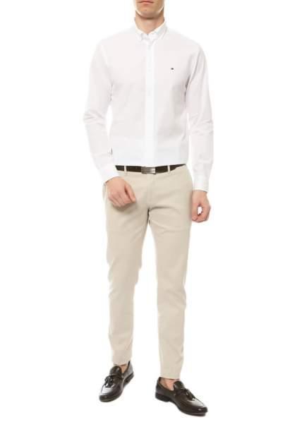 Рубашка мужская Tommy Hilfiger MW0MW12169, белый