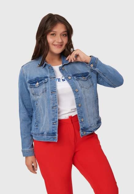 Женская джинсовая куртка Modis M211D00210T003, голубой