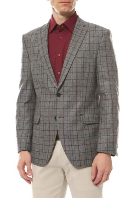 Пиджак мужской TRUVOR СП019222 серый 50-182