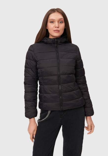 Куртка Modis M212W00193O756, черный