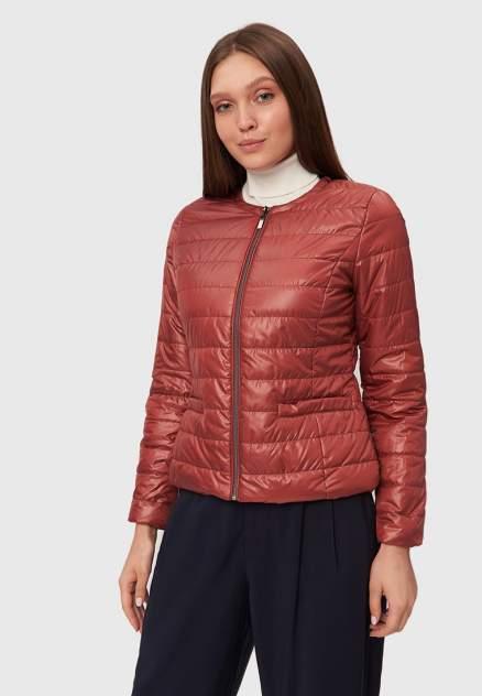 Куртка Modis M212W00614S642, бордовый