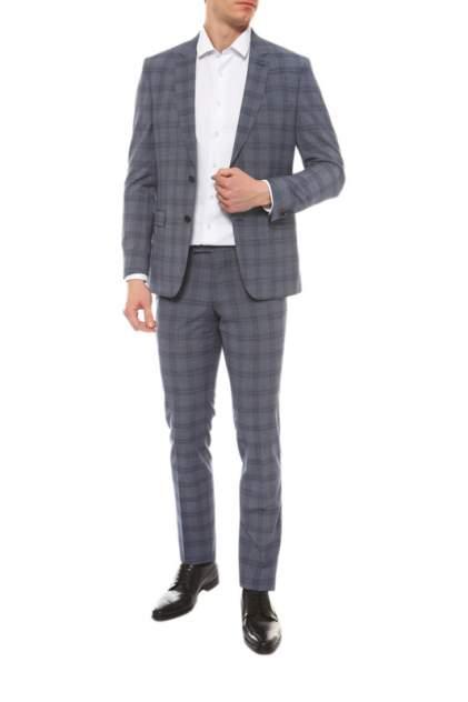 Классический костюм мужской Cacharel G051GL0010BLAS синий 46