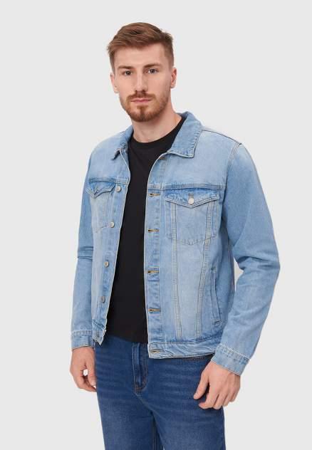 Мужская джинсовая куртка Modis M211D00219T003, голубой