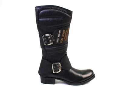 Мужские сапоги Newrock 35625, черный
