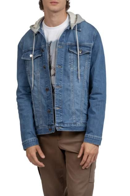 Джинсовая куртка мужская Kanzler 20S-JJW01-R/90 синяя L