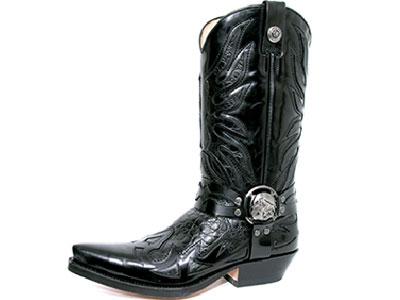 Мужские сапоги Newrock 35641, черный
