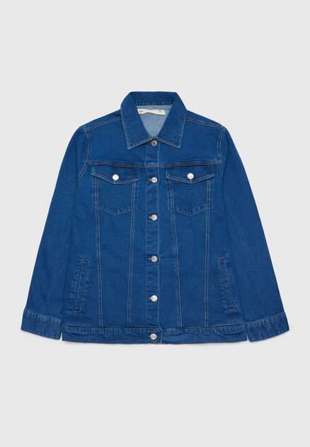 Женская джинсовая куртка Modis M212D00065N289, синий