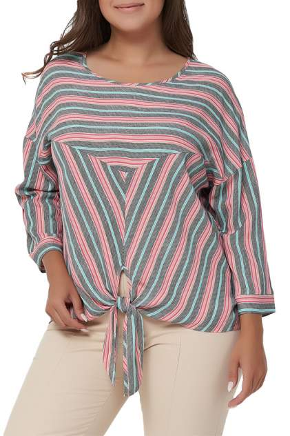 Блуза женская OLSI 2010006 розовая 50