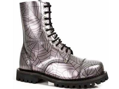 Мужские ботинки Newrock 35672, серебристый