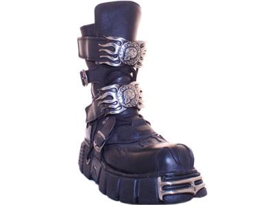 Мужские сапоги Newrock 35738, черный