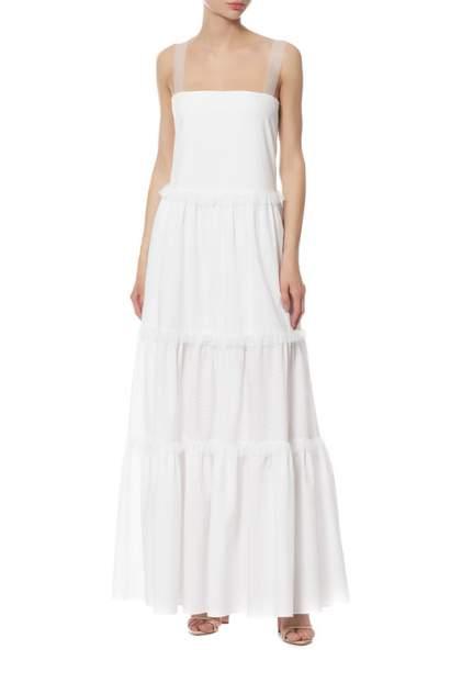 Женское платье Veronique Branquinho VPG417AVG103A010, белый