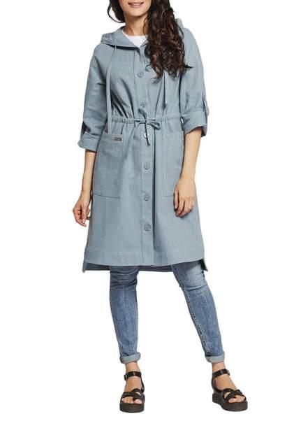 Рубашка женская D`imma fashion studio 2076 голубая 62