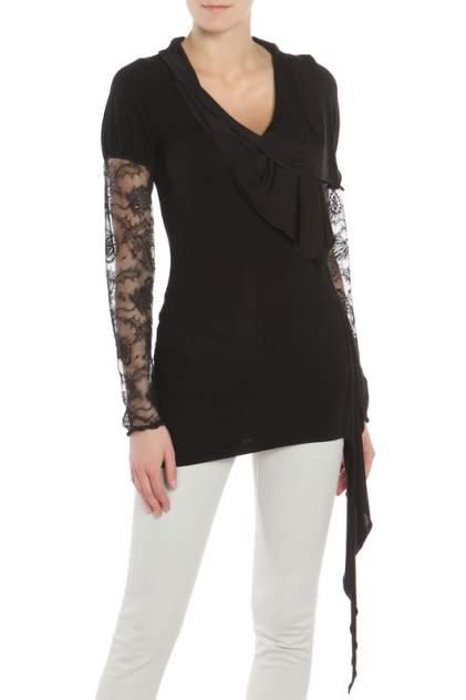 Блуза женская Maria Grazia Severi W7S09011607 черная 42