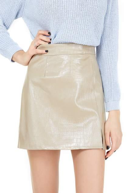 Женская юбка KATOMI 100002005, бежевый