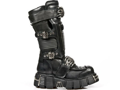 Мужские сапоги Newrock 35743, черный