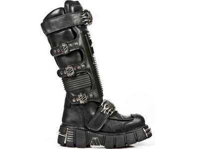 Мужские сапоги Newrock 35744, черный