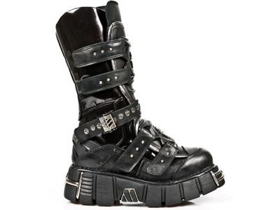 Мужские сапоги Newrock 35745, черный