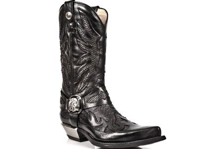 Мужские сапоги Newrock 35765, черный