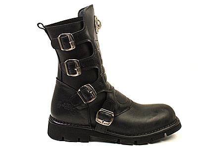 Мужские сапоги Newrock 35774, черный