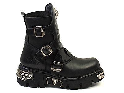 Мужские ботинки Newrock 35779, черный