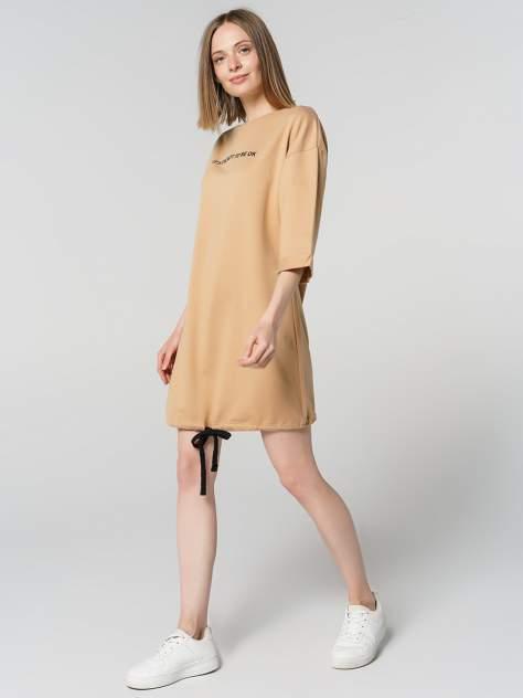 Женское платье ТВОЕ 68334, бежевый