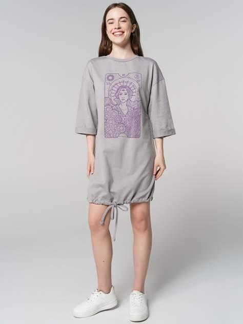 Женское платье ТВОЕ 81313, серый