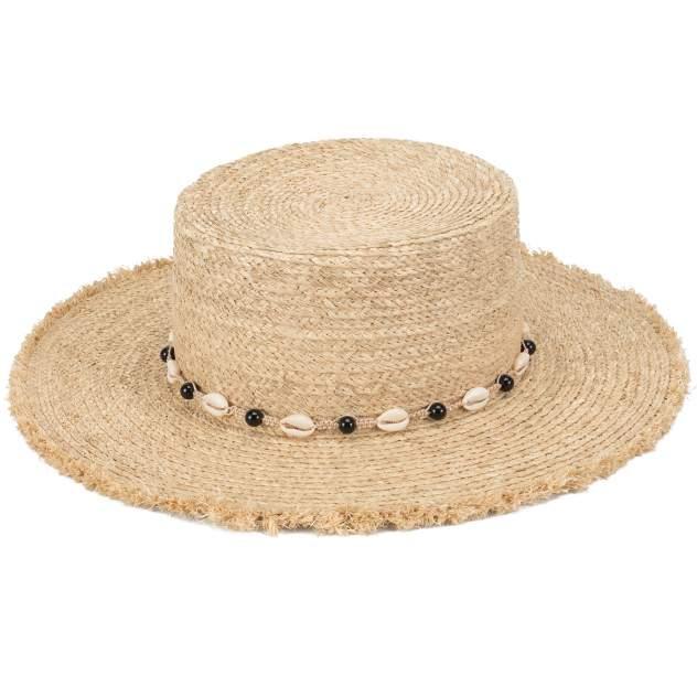 Шляпа женская Ekonika EN45410 бежевая