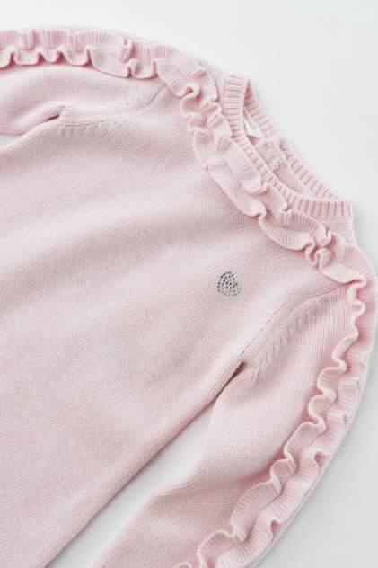 Платье для девочки Sarabanda, цв.розовый, р-р 86