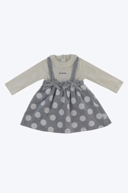 Платье детское Sarabanda, цв.серый